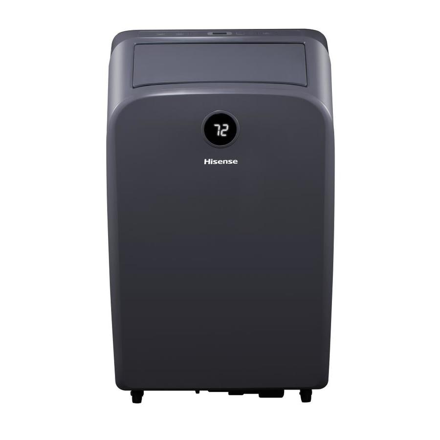 Hisense 400-sq ft 115-Volt Portable Air Conditioner at ...