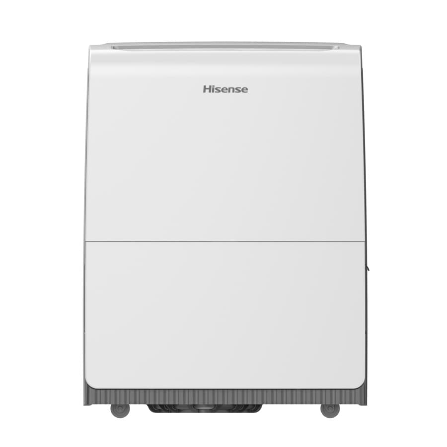 Hisense 100 3-Speed Dehumidifier with Built-In Pump ENERGY STAR
