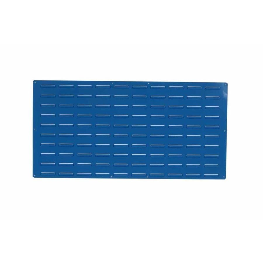 LocBin Louvered Panel 2-Piece Steel Pegboard (Actual: 24-in x 48-in)