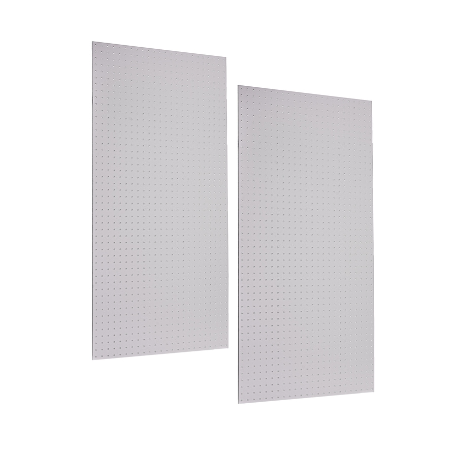 DuraBoard 2-Piece Polypropylene Pegboard (Actual: 24-in x 48-in)