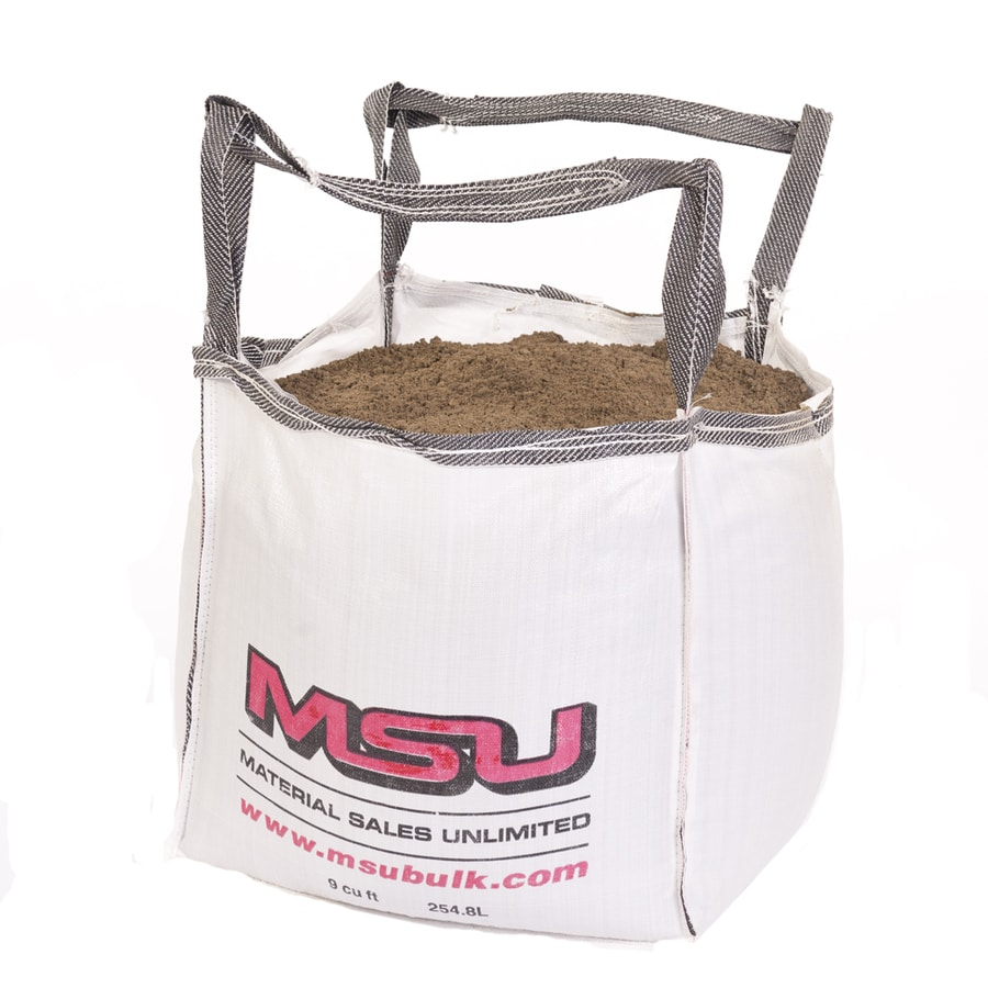 Material Sales Unlimited Building Aggregate 1,200-lb Capacity Woven Polypropylene Sand Bags