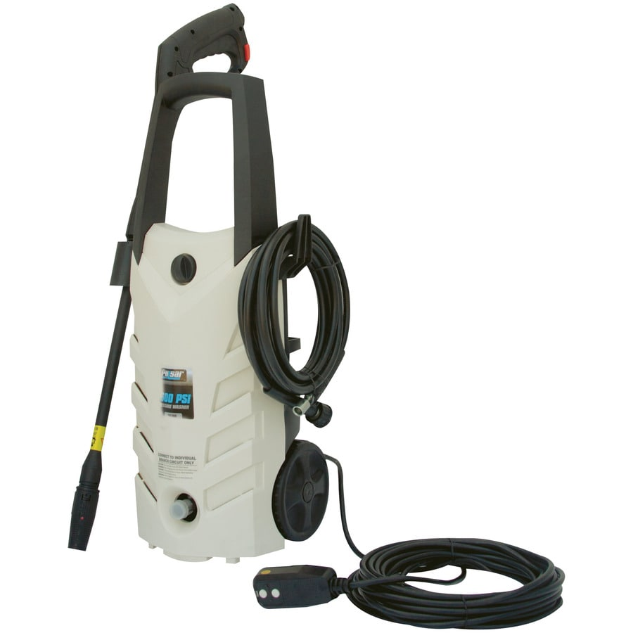 Pulsar Products 1600-PSI 1.6-GPM Cold Water Electric Pressure Washer