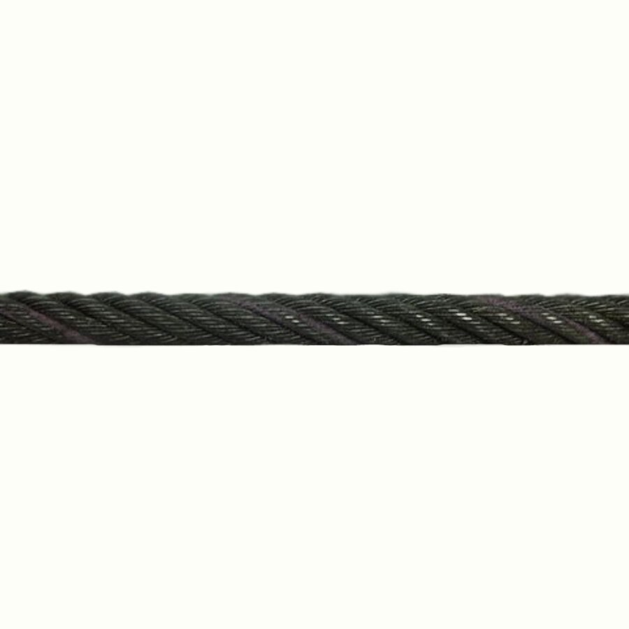 AWR 1-ft 1/4 Weldless Bright Metal Cable (By-the-Foot)