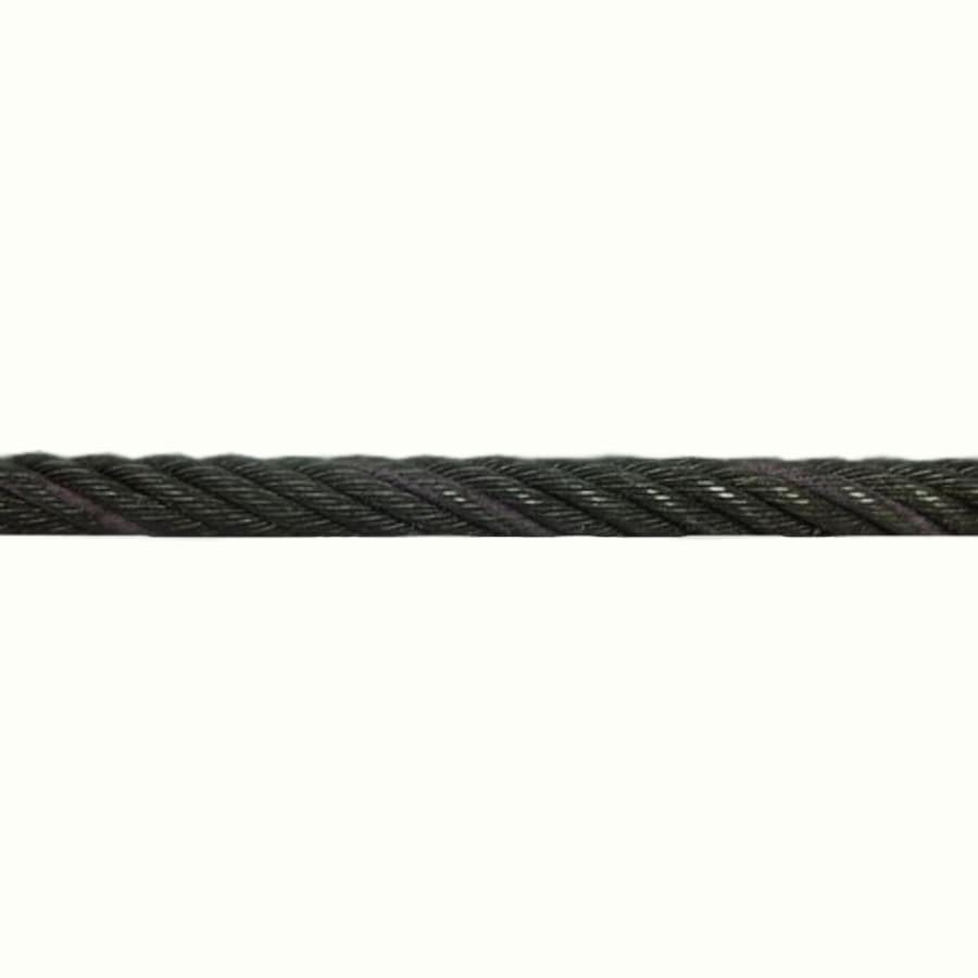 AWR 1-ft 3/8 Weldless Bright Metal Cable (By-the-Foot)