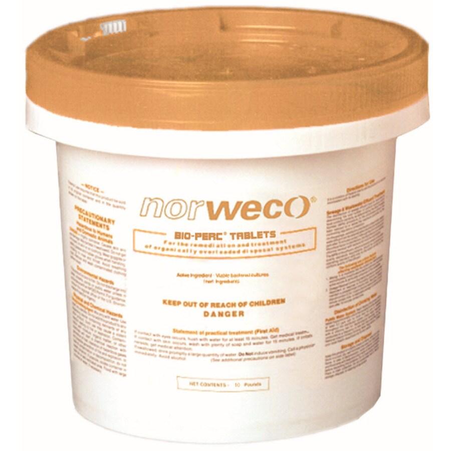 Norweco 160-oz Drain Cleaner Drop-In Tablet