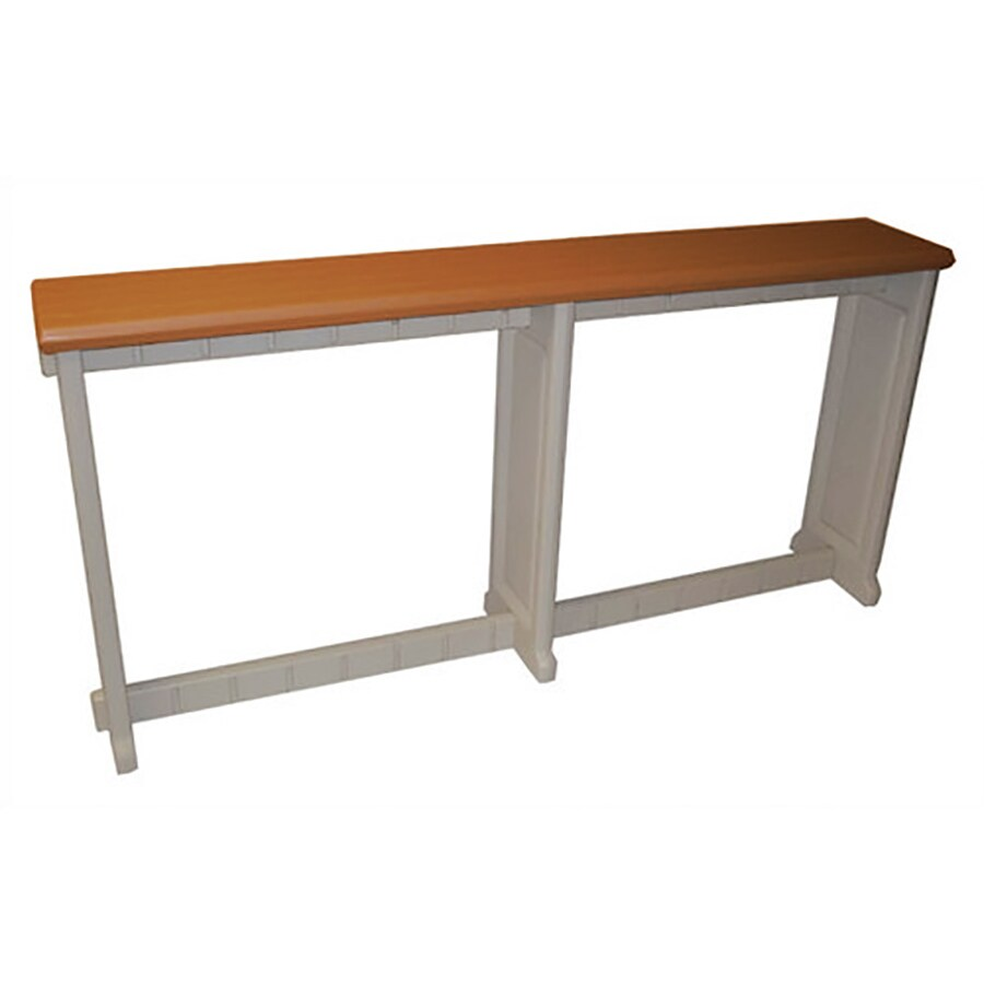 QCA Spas Rectangle Dining Table