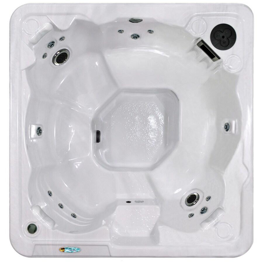 QCA Spas 7-Person Rectangular Hot Tub