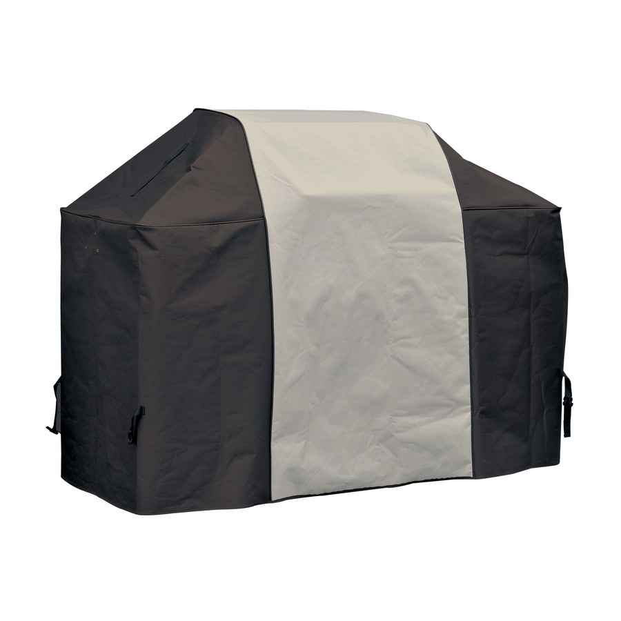 Master Forge Khaki and Brown Vinyl 60-in Cover