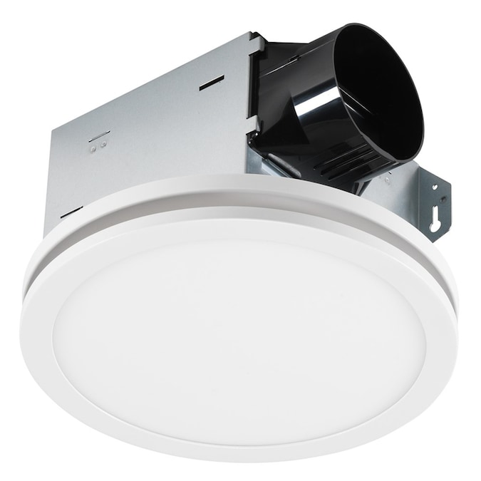 1 5 Sone 100 Cfm White Bathroom Fan