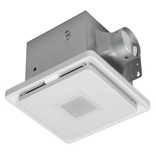 Home NetWerks 1.5-Sone 110-CFM White Bathroom Fan in the ...