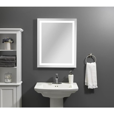 Fog Free Bathroom Mirrors At Lowes Com