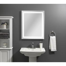 . Bathroom Mirrors at Lowes com