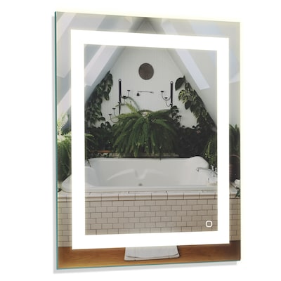 Fog Free Bathroom Mirrors At Lowes