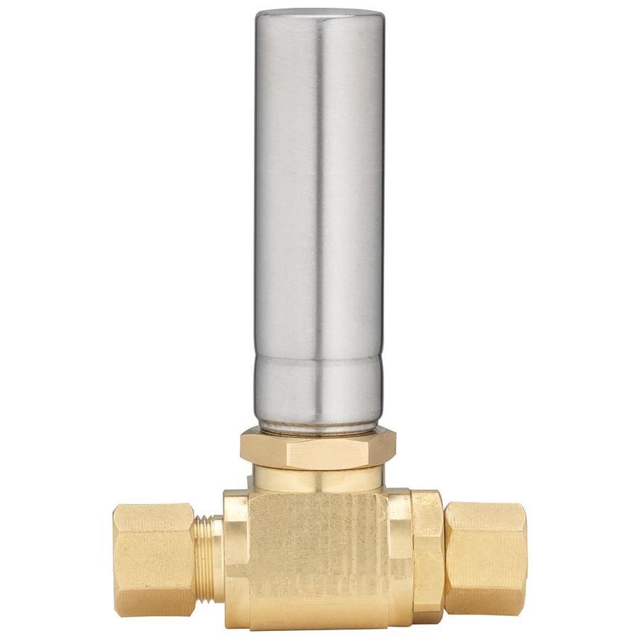 Homewerks Worldwide Mini Water Hammer Arrester (SS) 3/8 In  OD Comp