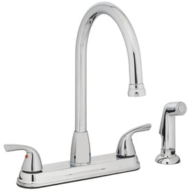 Shop Kitchen Faucets At Lowesforpros Com
