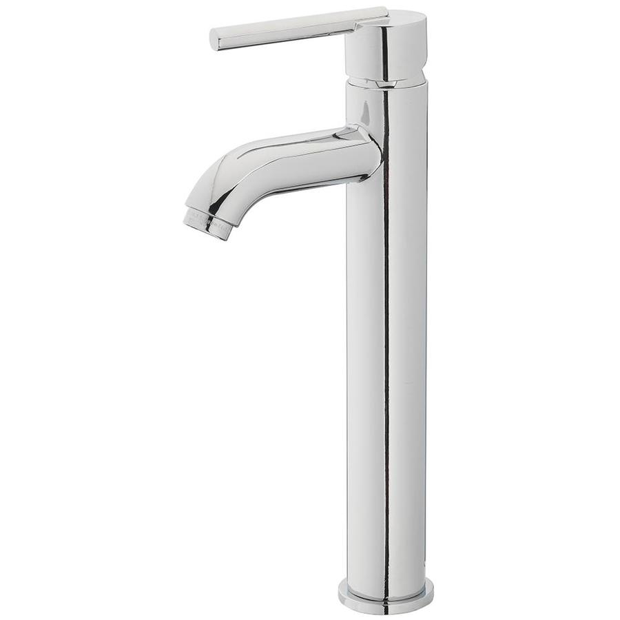 Shop Jacuzzi Faucets Chrome 1-Handle Vessel Bathroom Sink Faucet at ...