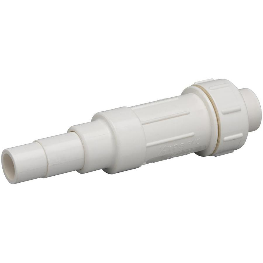 Homewerks Worldwide 1/2-in Dia PVC Sch 40 Coupling