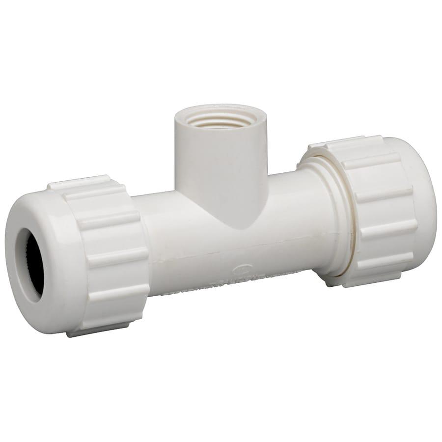 Homewerks Worldwide 3/4-in Dia PVC Sch 40 Tee