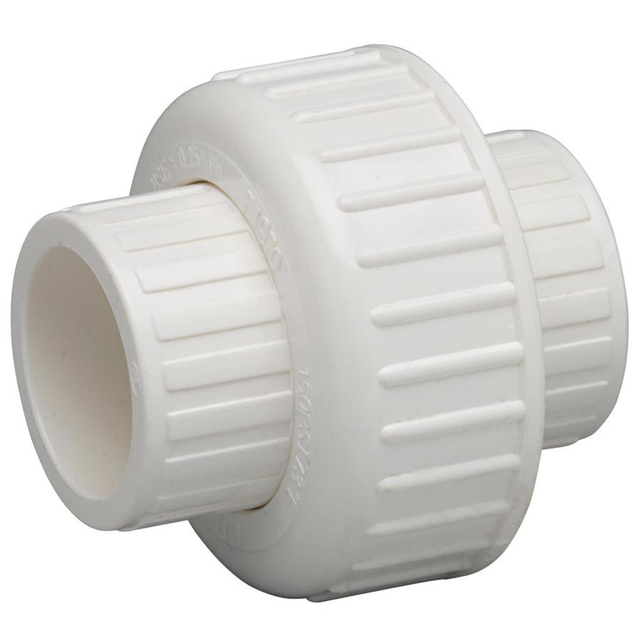 Homewerks Worldwide 1-1/4-in Dia PVC Sch 40 Union