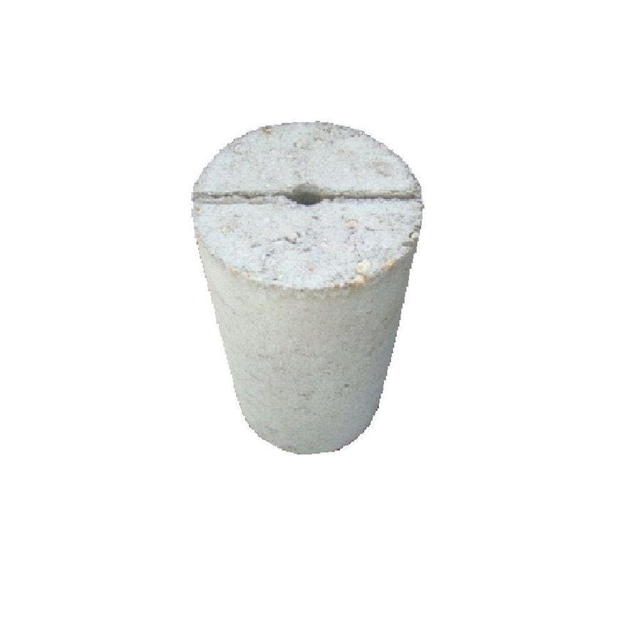 Standard Cored Concrete Block (Common: 6-in x 12-in x 6-in; Actual: 6-in x 12-in x 6-in)