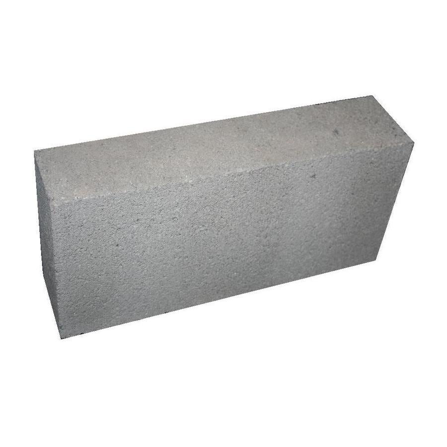 Cap Concrete Block (Common: 4-in x 8-in x 16-in; Actual: 3.625-in x 7.625-in x 15.625-in)
