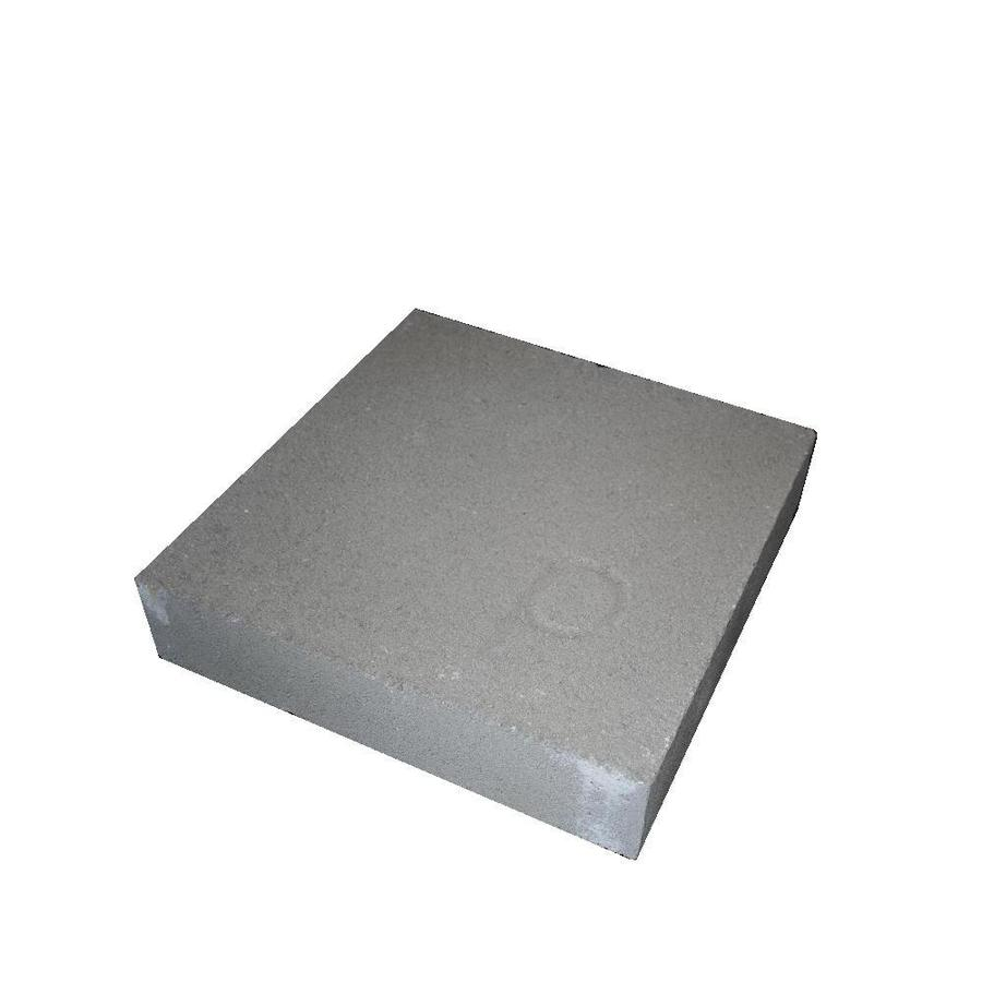 Bullnose Concrete Block (Common: 16-in x 4-in x 16-in; Actual: 15.625-in x 3.625-in x 15.625-in)