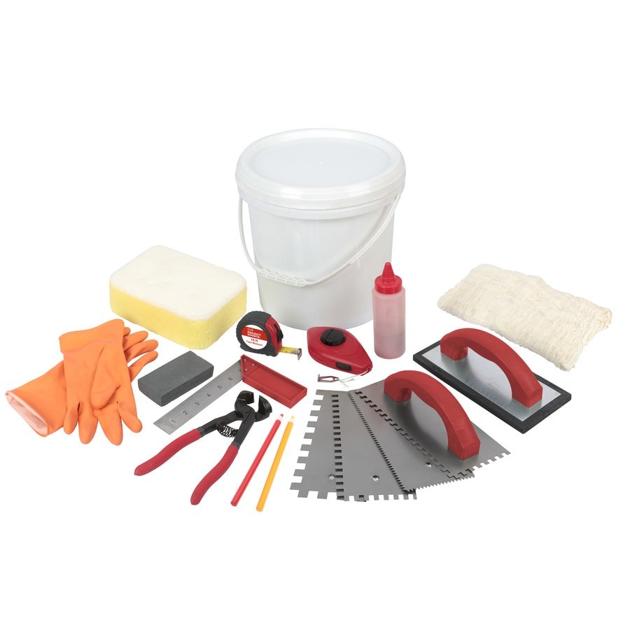 Project Source Tile Installation Kit