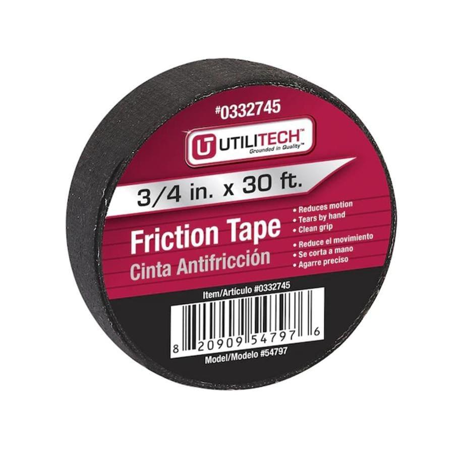 Utilitech 3/4-in x 30-ft General-Duty Electrical Tape