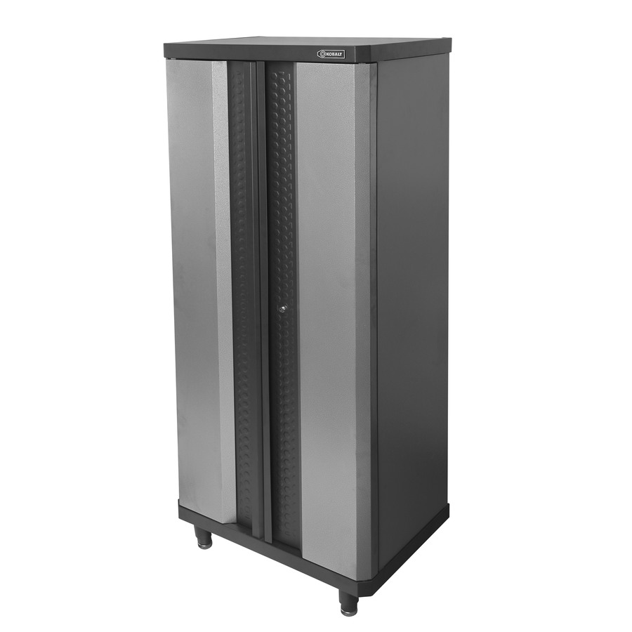Shop Kobalt 30-in W x 72.37-in H x 20.5-in D Steel Freestanding Or ...
