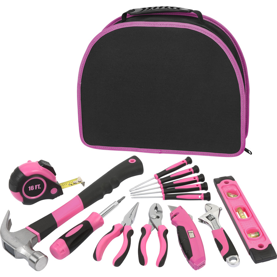 18-Piece Household Tool Set
