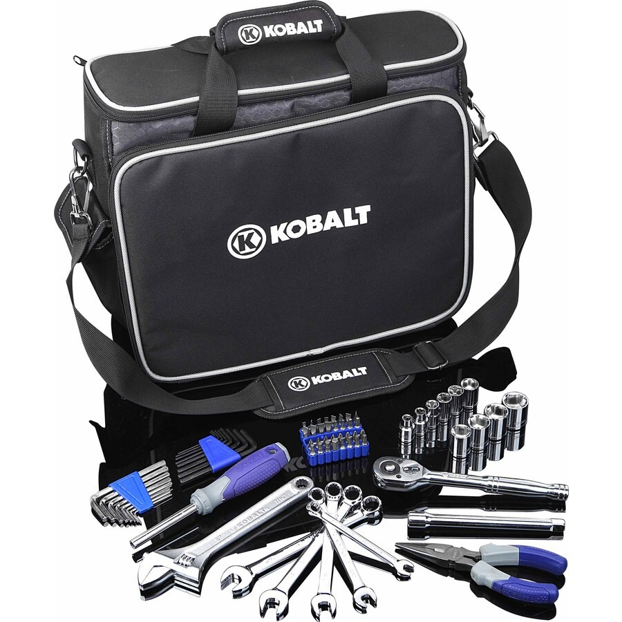 Kobalt Standard (SAE) Mechanic's Tool Set (70-Piece)