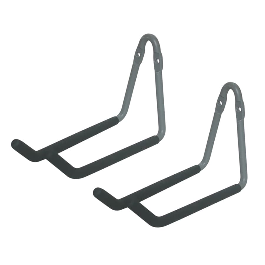 Blue Hawk 2-Pack 7-in Gray Steel Multi-Tool Hangers  sc 1 st  Loweu0027s & Shop Garage Storage Hooks at Lowes.com