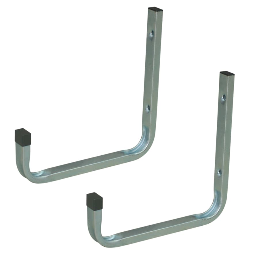 Blue Hawk 10.83-in Silver Steel Utility Hook  sc 1 st  Loweu0027s & Shop Garage Storage Hooks at Lowes.com