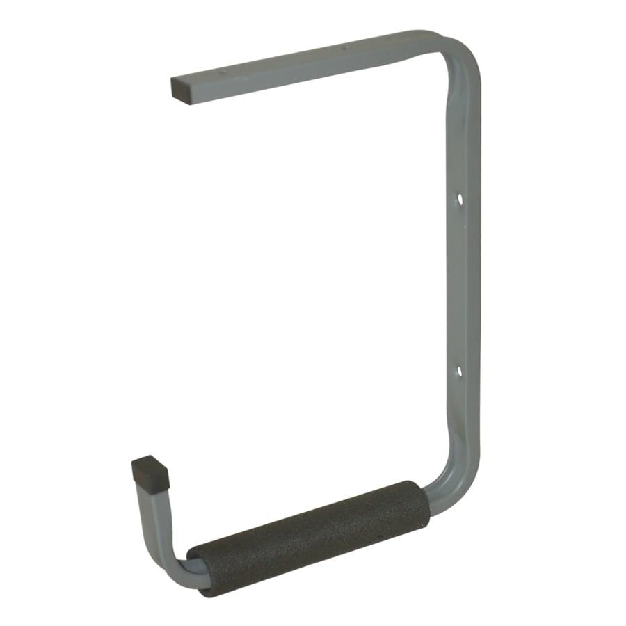 Blue Hawk 12.4-in Gray Steel Shelf Hanger