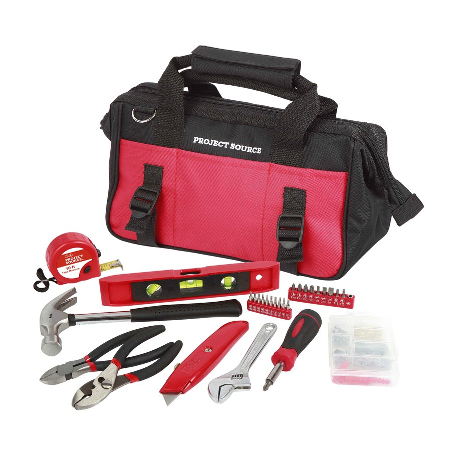 Project Source Household Tool Set (132-Piece)