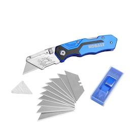 Kobalt 18mm 11-Blade Folding Utility Knife