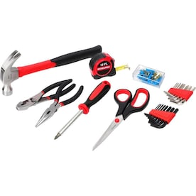 WORKPRO 23-Piece Household Tool Set (No Case)
