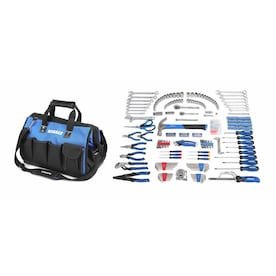 Kobalt 364-Piece Standard (SAE) and Metric Polished Chrome Mechanics Tool Set