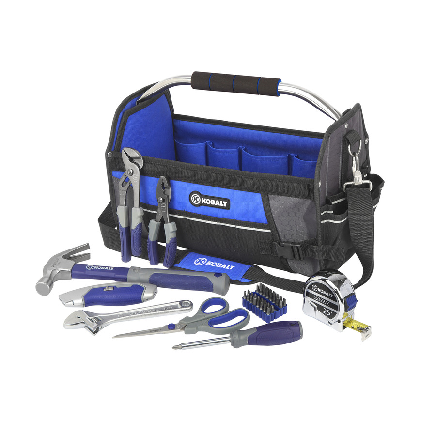 Kobalt 41-Piece Household Tool Set