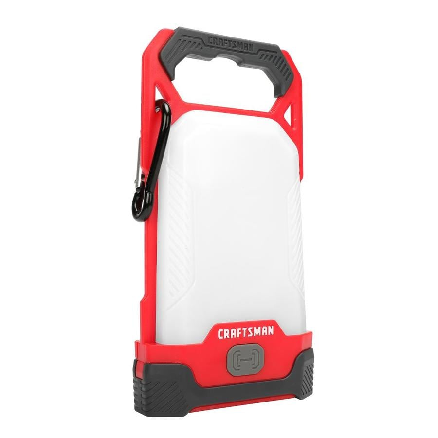 CRAFTSMAN Lantern Flashlight 150-Lumen LED Camping Lantern
