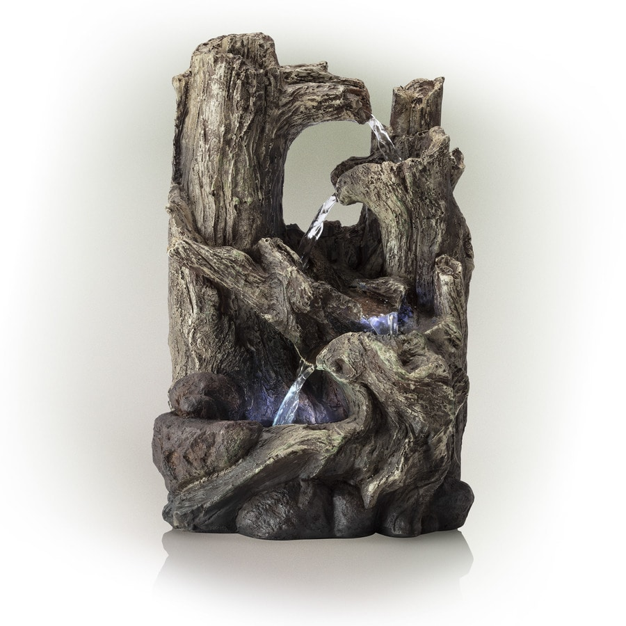 Exceptionnel Alpine Corporation 14 In Resin Tabletop Fountain