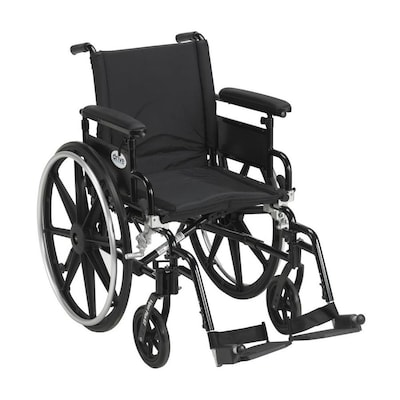 Drive Medical Viper Plus GT Wheelchair with Flip Back