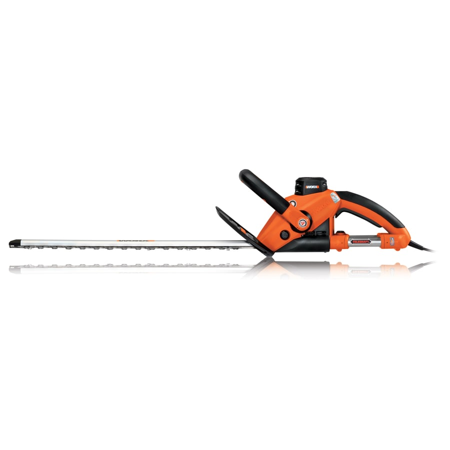 WORX 4-Amp Corded Electric Hedge Trimmer