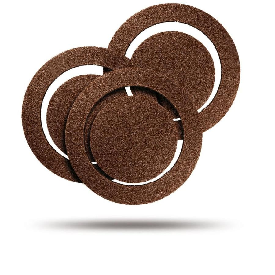 Shop Series by Rockwell Vibrafree 80 Grit Sanding Discs, 5-Pack