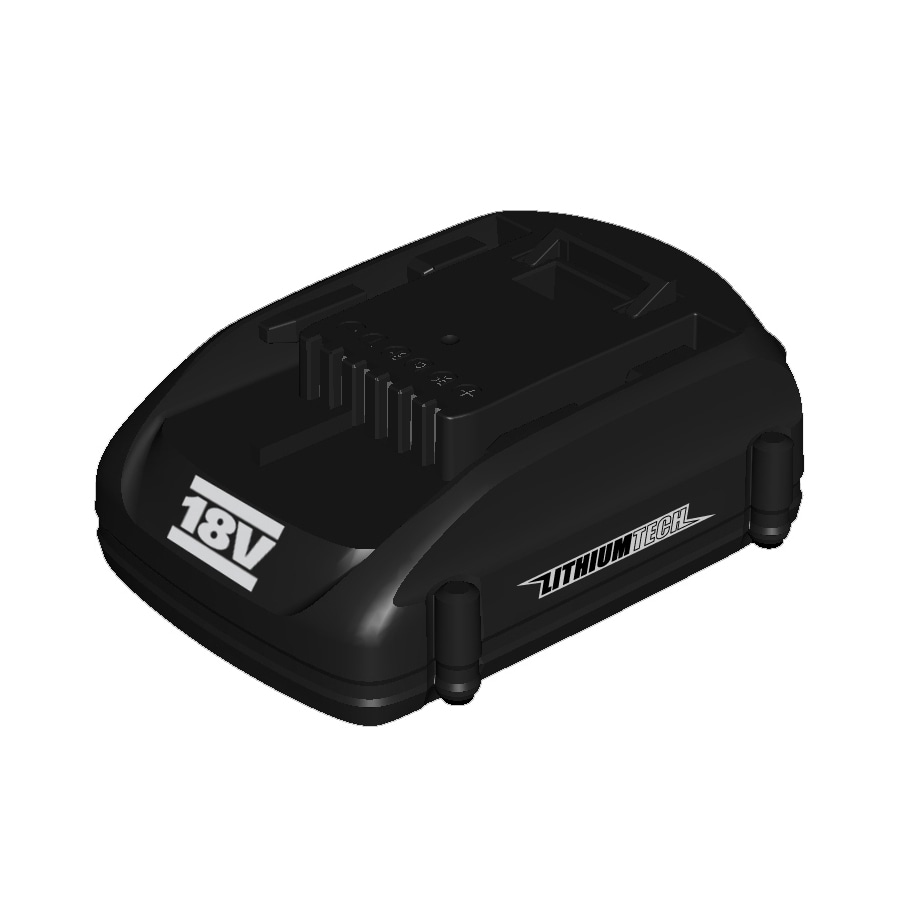 ROCKWELL 18-Volt 1.5-Amp Hours Lithium Power Tool Battery
