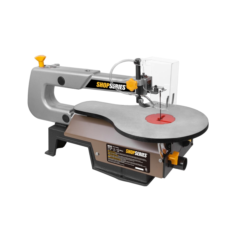 Shop Series by Rockwell 1.2-Amp Variable Speed Scroll Saw