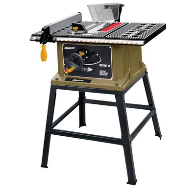 10 In Carbide Tipped 13 Amp Table Saw