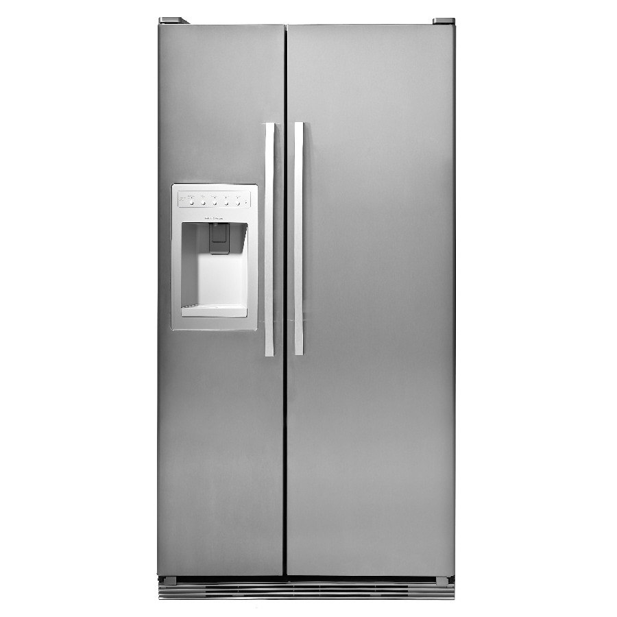 Fisher & Paykel 21.6 cu ft Side-by-Side Refrigerator (Stainless Steel) ENERGY STAR