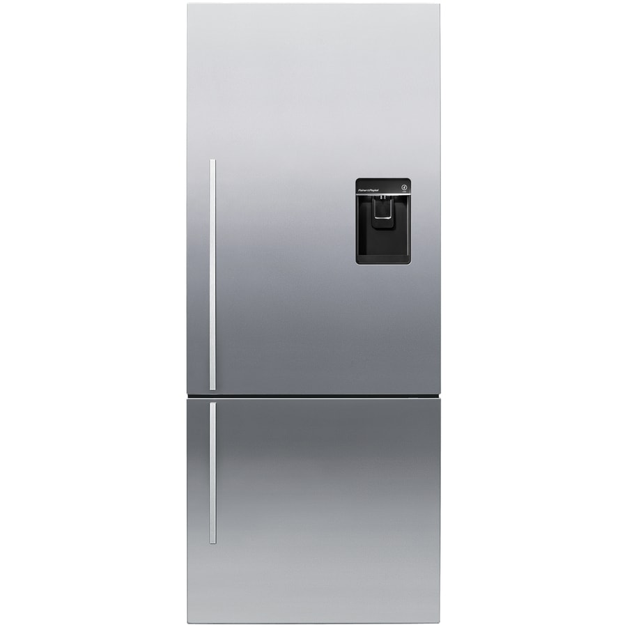 Fisher & Paykel 4 Series 13.5-cu ft Bottom-Freezer Refrigerator with Ice Maker (EZKleen Stainless Steel)