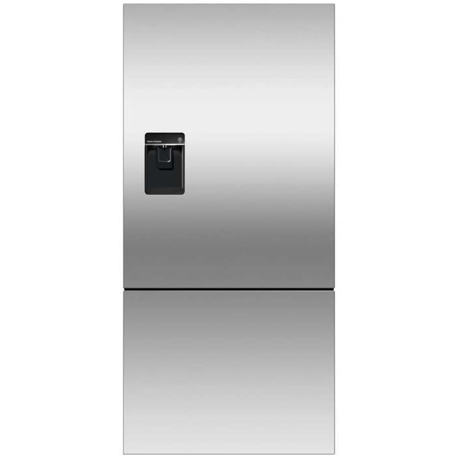 Fisher & Paykel 17.5-cu ft Counter-Depth with Single Ice Maker (Stainless Steel) ENERGY STAR